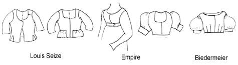 empire tøj